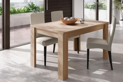 Muebles de salon baratos muebles de salon muebles - Mesas de comedor de madera extensibles ...