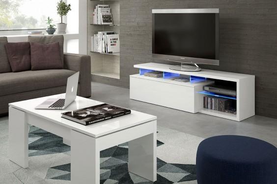 Mueble de salón Blue TECH