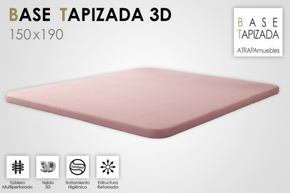 Base Tapizada 150X190