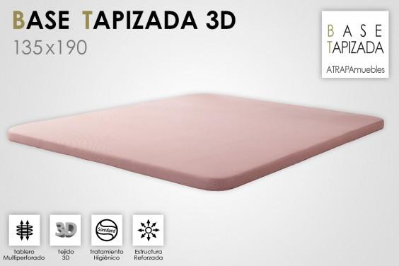 Base Tapizada 135X190