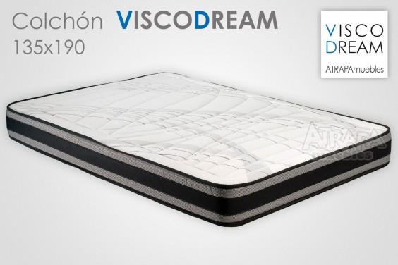 Colchón VISCO DREAM 135x190