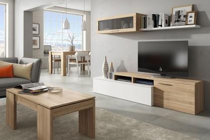 Muebles de salon baratos muebles de salon muebles - Mueble de salon barato ...