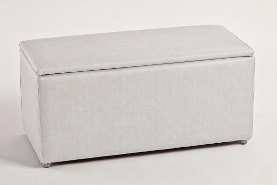 Pie de cama ABATIBLE Blanco Liso