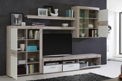 Muebles de salon baratos muebles de salon muebles for Modulos tv baratos
