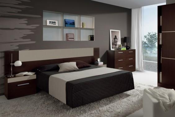 Dormitorio TEMPUS Wenge