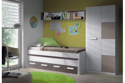 Dormitorios juveniles baratos puff baratos dormitorios for Habitaciones juveniles muebles rey