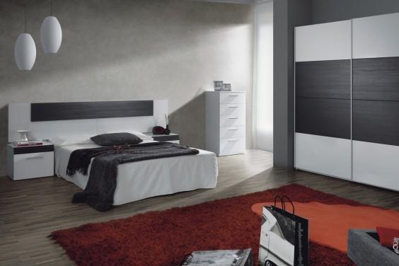 Dormitorio matrimonio TEMPUS