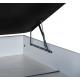 Canape 150x190 RECKTO Blanco
