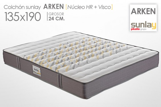 Colchón ARKEN Sunlay (Pikolin) 135x190