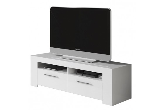 Mueble de salón Tv AMBIT Blanco Artik