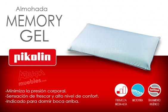 Almohada PIKOLIN Memory Gel 70 cm