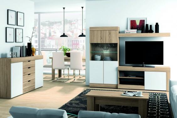 Muebles de salon baratos muebles de salon muebles for Mueble salon logan 004