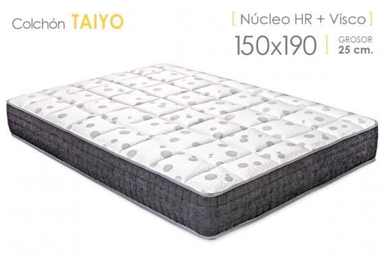 Colchón TAIYO Visco 150x190