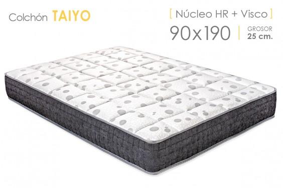 Colchón TAIYO Visco 90x190
