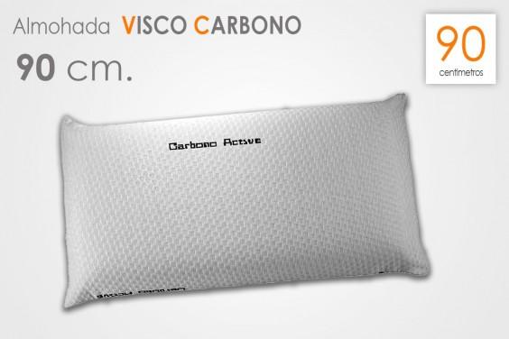 Almohada VISCO CARBONO 90 CM