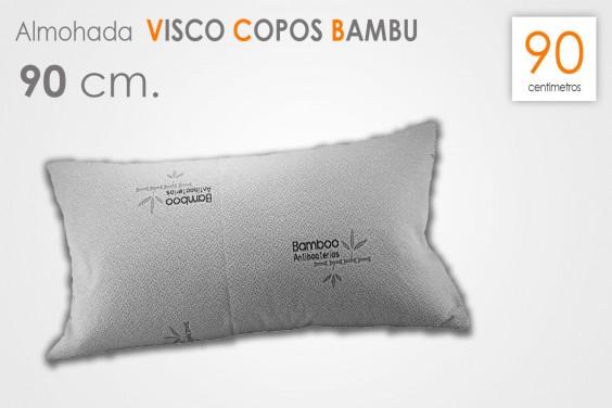 Almohada VISCO COPOS Bambu 90 CM