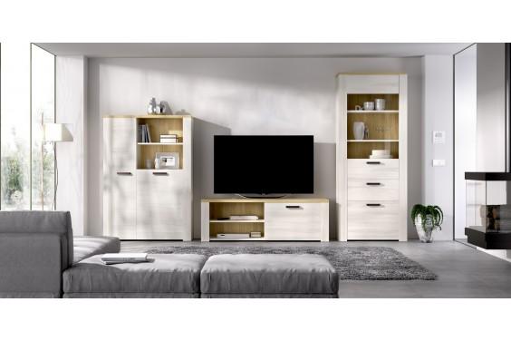 Mueble de salón SIENA 3 Modulos