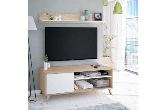Mueble de salón KIKUA Plus con Estante