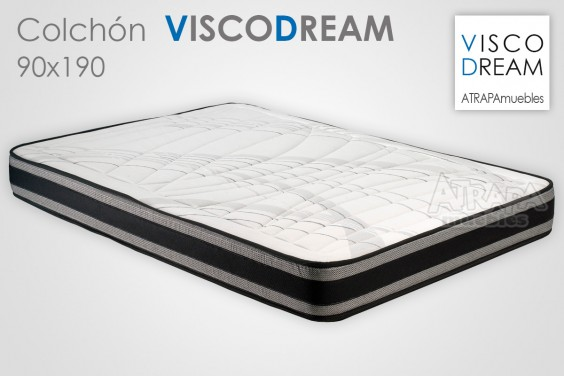 Colchón VISCO DREAM 90x190