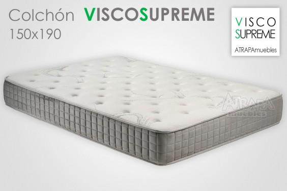 Colchón VISCO SUPREME 150x190