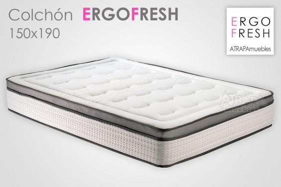 Colchón ERGO FRESH 150x190