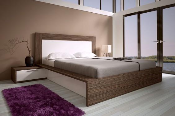 Dormitorio KURE 135 cm