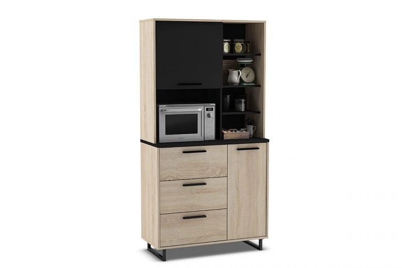 Muebles buffet para cocina tuneando una vitrina ikea ikea - Buffet de cocina leroy merlin ...