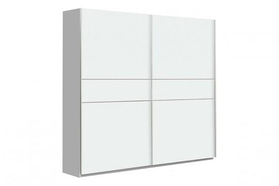 Armario correderas WINNER Plus 200x210 Blanco