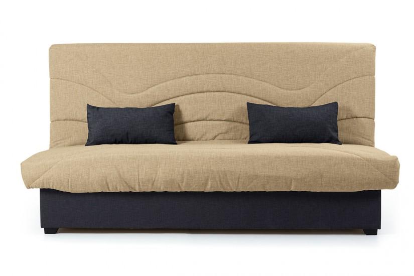 Sof cama ted tapizado en loneta al mejor precio - Mejor sofa cama ...