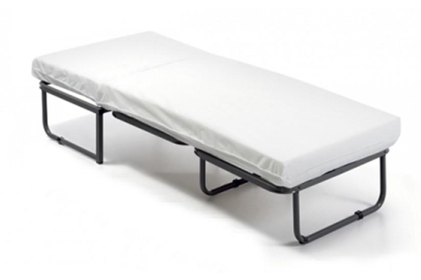 Atrapa al mejor precio el puff cama sils en color rojo for Puff cama 1 plaza