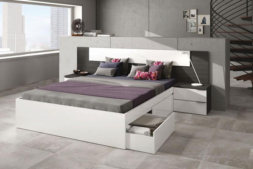 Dormitorio adhara for Armarios dormitorio matrimonio baratos