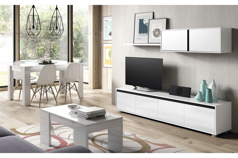 Tienda online de muebles al mejor precio muebles for Mueble cama plegable conforama