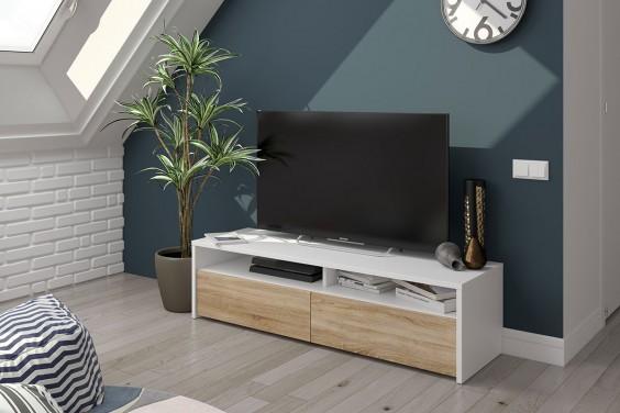 Mueble de salón TV KIOTO 2 Puertas