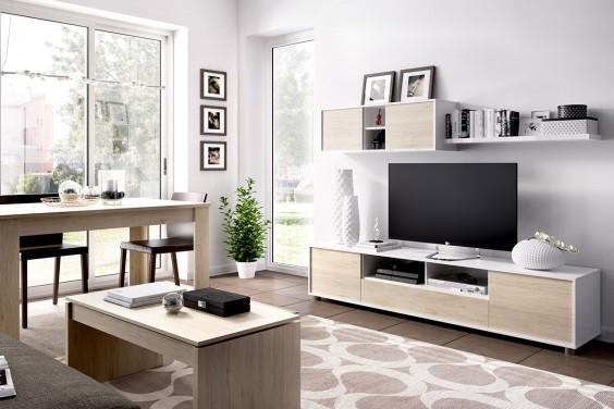 Mueble de salón KUBE