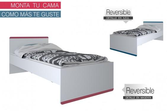 Cama REVERSO 90x190