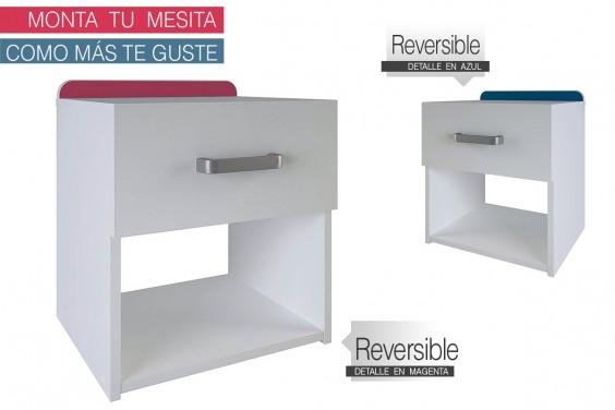 Mesita REVERSO 1 Cajón