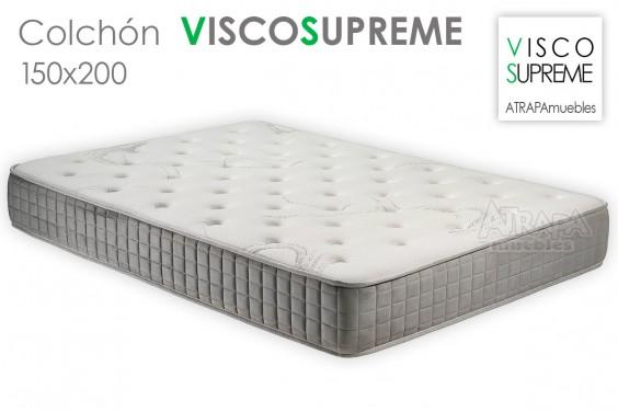 Colchón VISCO SUPREME 150x200