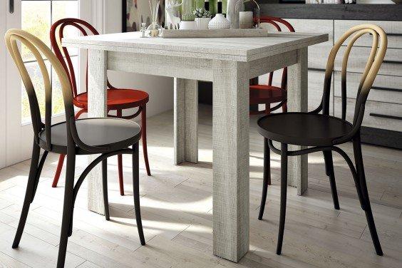 Muebles de sal n baratos muebles modernos atrapamuebles for Mesas comedor extensibles modernas baratas