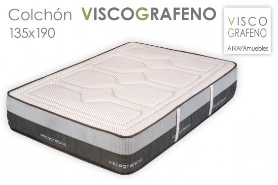 Colchón VISCO GRAFENO 135x190