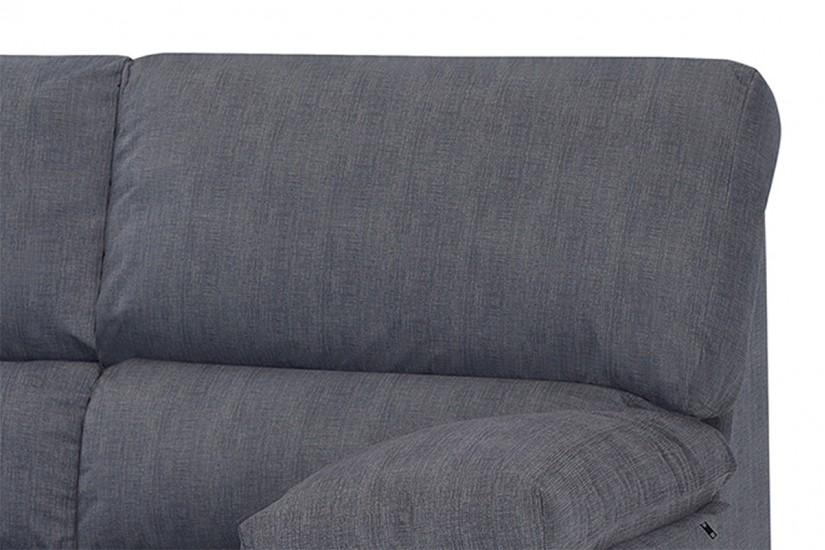 Sof 2 plazas ruben onix gris marengo al mejor precio - Sofa gris marengo ...