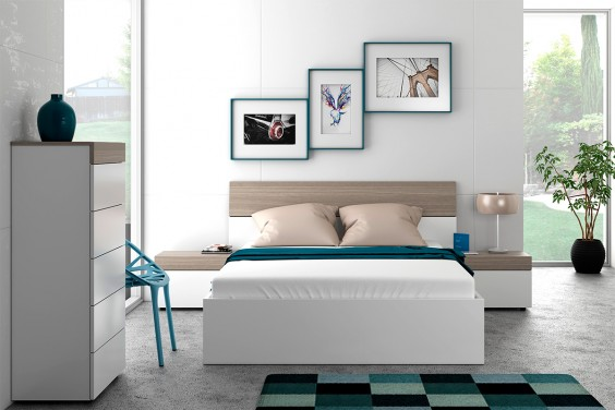 Dormitorios de matrimonio baratos atrapamuebles for Dormitorios matrimonio clasicos baratos