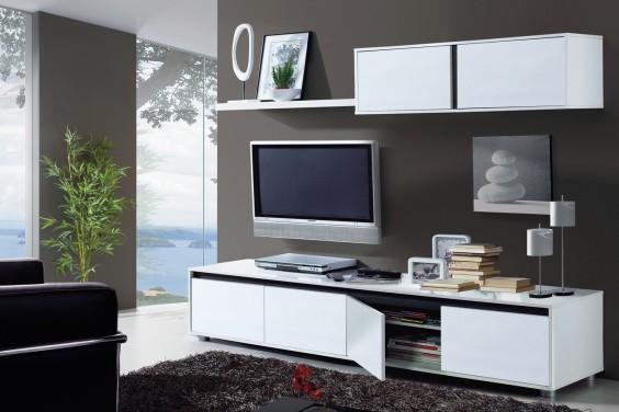Tienda online de muebles al mejor precio muebles - Muebles bajos para salon ...