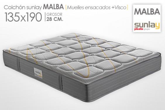Colchón MALBA Sunlay (Pikolin) 135x190
