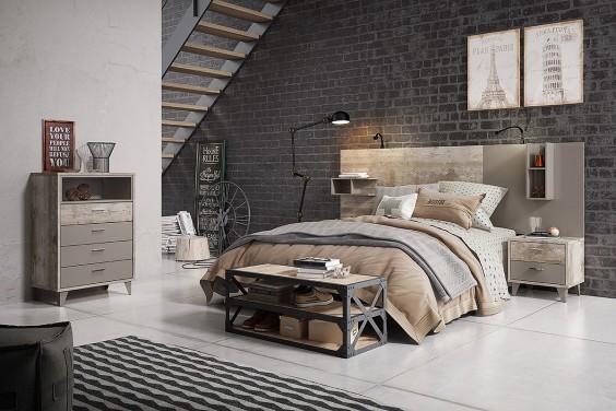 Dormitorio IZOLA