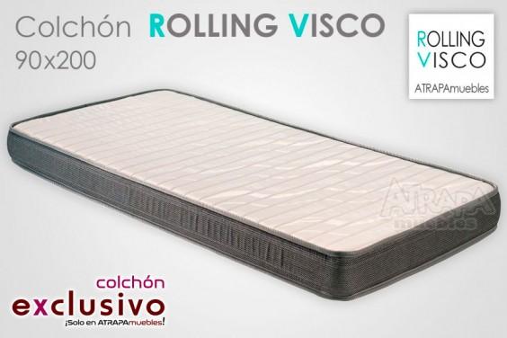 Colchón ROLLING VISCO 90x200