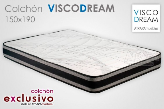 Colchón VISCO DREAM 150x190