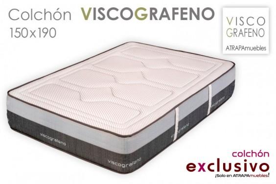 Colchón VISCO GRAFENO 150x190