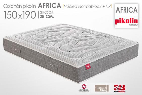 Colchón pikolin AFRICA 150x190