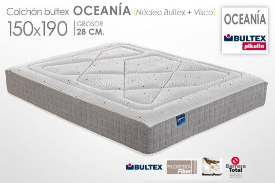Colchón Bultex OCEANIA 150x190