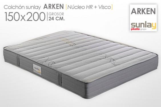 Colchón ARKEN Sunlay (Pikolin) 150x200